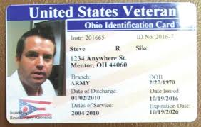 Daily Starts Tuesday Cards County Advocate For Veterans Id -