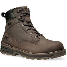 this review is from men s work boot 6 in resistor brown leather composite safety toe waterproof size 8 5m