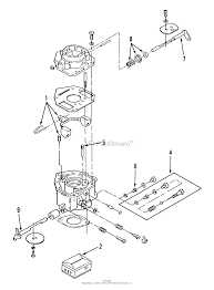 Toro 21 10k806 310 8 garden tractor 1989 parts diagram for onan rh jackssmallengines carburetor parts carburetor parts