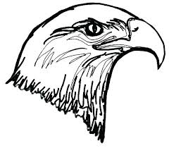 Eagle Football Coloring Pages Coloring Pages Of Eagles Eagle