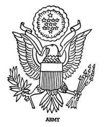Small Picture coloring pages of military emblems Google Search vets