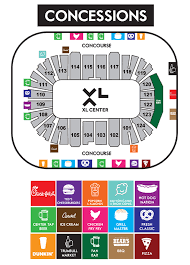 Concourse Map Xl Center