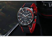 Ofertas- <b>CURREN 8250 Casual</b> Decorative Sub-dial Quartz Watch ...