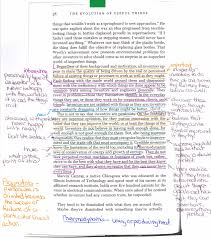 annotated essay how to annotate an essay the classroom synonym annotated essayannotations a visual record of the reading experience a closer look student annotations