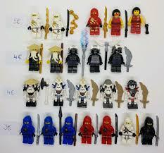 Lego Ninjago Figuren 2011 ab 3€ Lord Garmadon Sensei Wu Nya Cole in  Bergedorf - Hamburg Allermöhe | Lego & Duplo günstig kaufen, gebraucht oder  neu