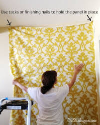 homey inspiration fabric wall coverings diy fresh best 25 on walls