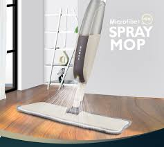 Professional Spray Mop <b>360 Degree Rotation</b> Wet&Dry Mop With ...