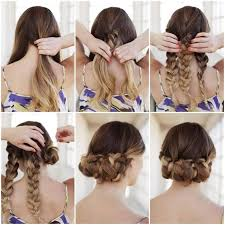 Hairstyle Easy Step By Step easy step by step hairstyles do by own at any time womenitems 3952 by stevesalt.us