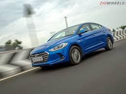 new car launches zigwheels2016 Hyundai Elantra Gets Over 400 Bookings Since Launch  ZigWheels