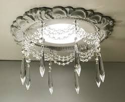 adorable can light chandelier and great 3 34 recessed chandelier beaux arts pertaining to light plan