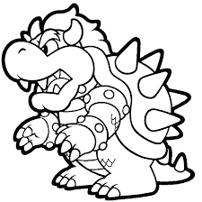 Mario Luigi And Toad Coloring Pages Brothers Coloring Super Super