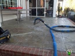 concrete slab patio. Concrete Slab Patio Repair Contractor Jack In Raising Decor 3 N