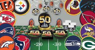 Super Bowl Party Decorating Ideas Ultimate Super Bowl Party Guide PartyCheap 33