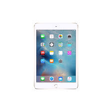 Máy tính bảng iPad Mini 4 Wi-Fi 4G (Vàng - 128GB) – Suplo Mobile - Siêu thị  Điện thoại, Tablet, Laptop, Phụ kiện...