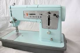 Singer Sewing Machine Model 348