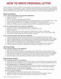 Memo Proposal Format Memo Proposal Format Best Of 12 Business Proposal Sample
