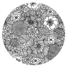 10 Best Circles Images Coloring Books Mandala Coloring Pages