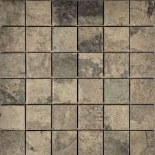 stone floor tiles texture. Tiles \u003e Excel Brown Mosaic Stone Floor Texture D