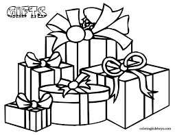 Small Picture Christmas Coloring Pages Printable Throughout Printable Coloring
