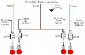 cbr600rr tail light wiring diagram honda motorcycle wiring 4 wire trailer wiring diagram at Basic Tail Light Wiring Diagram