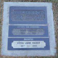 Vera Beulah Goldsmith Berger (1904-1989) - Find A Grave Memorial
