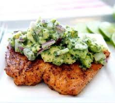 A recipe for better heart health. 25 Low Cholesterol Recipes That Truly Taste Delicious Low Cholesterol Recipes Cholesterol Foods Whole30 Salmon Recipes