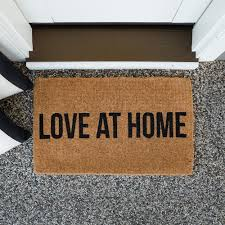 Doormat - Love At Home | Latter-Day Home