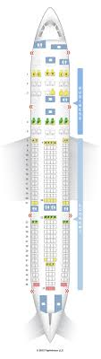 Avianca Airbus A319 Seating Chart Seat Map Airbus A330 200 332 Taca Find The Best Seats On