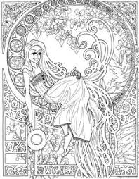 Small Picture Free Coloring pages printables Belle Disney crafts and Adult