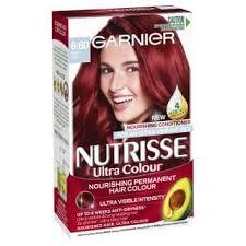 Nutrisse Nutrisse Permanent Hair Colour Full Coverage
