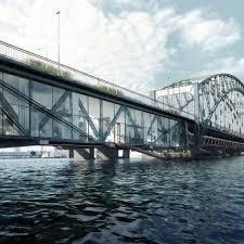 architectural drawings of bridges. Urban Nouveau Wants To Save Stockholm\u0027s Gamla Lidingöbron Bridge By  Building Homes In It Architectural Drawings Of Bridges