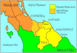 Conflit dans le Sud de la Thaïlande