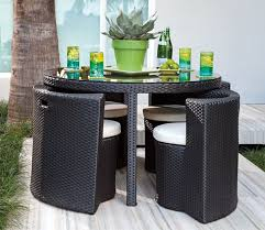 furniture for small patio. just because you have a small deck doesnu0027t mean canu0027t furniture for patio e