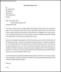 Letter Of Appeal Sample Template Impressive 28 Appeal Letter Template Word Bursary Cover Letter