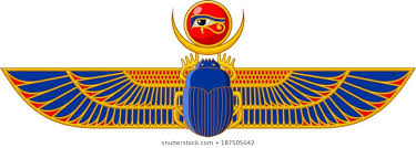 Egyptian Beetles Scarab Images, Stock Photos & Vectors | Shutterstock