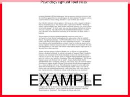 psychology sigmund freud essay custom paper academic service psychology sigmund freud essay sigmund freud is among the pioneers of the contemporary psychology whose