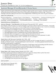 Sample Bartender Resume Magnificent Bartender Resumes Templates Resume For Template New Sample