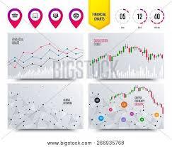 Financial Chart Vector Photo Free Trial Bigstock