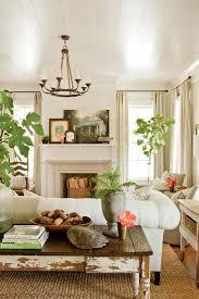 renovation senoia farmhouse farmhouse living room