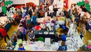 7 Inspiring Christmas Craft Fair Booths  Creative IncomeChristmas Fair Craft Ideas