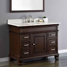 bathroom single sink vanities. camden 42\ bathroom single sink vanities n