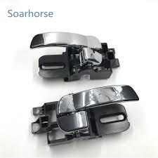 soarhorse car inside door handle inner door handle for nissan qashqai j10 2008 2009 2010 2011