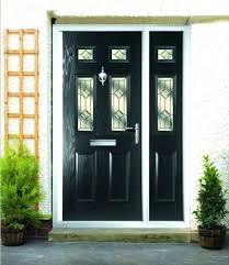 brilliant front door panel design and ideas curtains