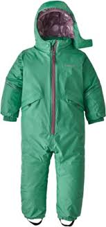 Patagonia Baby <b>Snow</b> Pile Insulated <b>One</b>-<b>Piece</b> Snowsuit - Toddlers ...