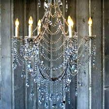 fancy party chandelier decoration simply elegant faux
