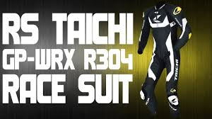 rs taichi nxl304 gp wrx r304 leather suit review from sportbiketrackgear com
