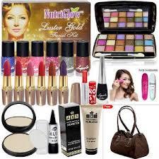 laperla hot beauty bo makeup set