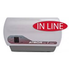 Проточный <b>водонагреватель Atmor INLINE 7</b> кВт