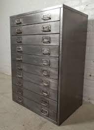 Modern Filing Cabinet Cole Steel Vintage Flat File Cabinet Flats Vintage And Antiques