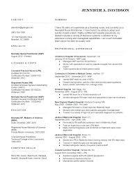 Nursing Resume Objective Mmventures Co